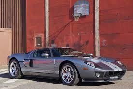 2006 Ford GT Tungston Grey - Silver Arrow Cars Ltd.