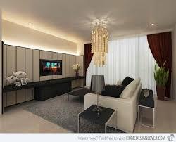 condo living room design ideas. pretty chandelier. crainelee. the space condo living room design ideas