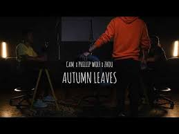 KNXN STUDIO SESSIONS | AUTUMN LEAVES by CAM x PHILLIP WOLF x ZHOU - YouTube