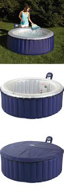 4 Person Inflatable Hot Tub  Relax, Refresh, Rejuvenate