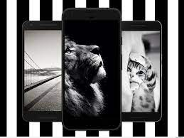 Black White Wallpapers,Home Screen and ...