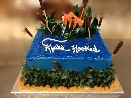 Fishing Grooms Cake Sugar And Salt The Best Bakery In Richmond Va