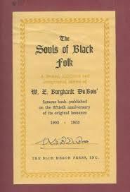 souls of black folk signed abebooks the souls of black folk essays and du bois w