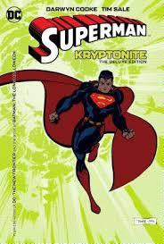 Kryptonite doesn't attack superman, supervillains do. Superman Kryptonite By Darwyn Cooke