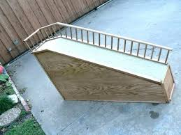 how to build a ramp over stairs how to build a ramp over steps stirs building