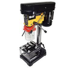 ryobi drill press parts. wolf rotary pillar drill press bench top mounted drilling 5 speed 13mm 2½ ryobi parts r