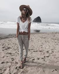 beach vacation outfits cute beach outfit for cooler days
