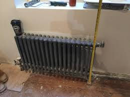 home radiator replacement. Fine Replacement This Radiator Has Been Removed To Paint The Wall And Valve Was Also  Replaced Since It Leaking Originally I Planned Keep This Radiator Inside Home Radiator Replacement O