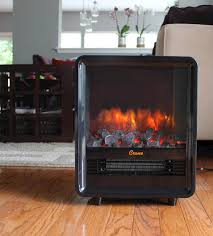 Crane Mini Fireplace Heater  Bed Bath U0026 BeyondMini Fireplace