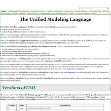 unified modeling language  uml  description  uml diagram examples    unified modeling language  uml  description  uml diagram examples  tutorials and reference for all types of uml diagrams   use case diagrams  class