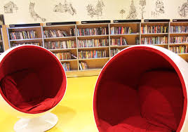 cool library furniture. Funky Chairs. \u201c Cool Library Furniture U