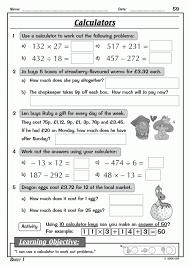 Key Stage 2 Worksheets Maths - Criabooks : Criabooks
