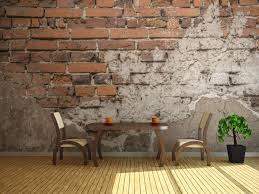 wall mural old brick wall brick