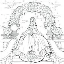Barbie Coloring Pages Printable Free Coloring Design