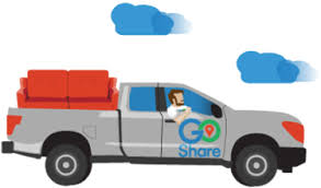 Delivery, Truck Rental, Moving Companies, Movers, Shipping | GoShare ...