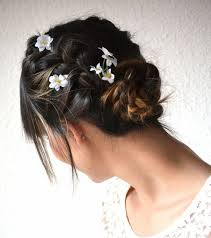 Image Coiffure Mariage Champetre Cheveux Long Coiffure