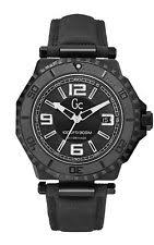 gc watch new guess collection gc 3 aquasport men watch date black nylon strap x79011g2s