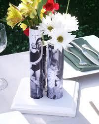 diy vase from pvc pipe