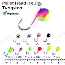 Ice Fishing Jig Size Chart Best Picture Of Chart Anyimage Org