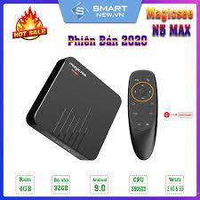 Android Tivi Box Magicsee N5 Max - Ram 4GB, Rom ATV, Android 9.0-chip  S905X3- phiên bản 2020 - P233017 | Sàn thương mại điện tử của khách hàng  Viettelpost