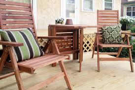 Deck Furniture Designs