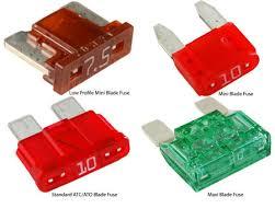 the 12 volt shop automotive and marine blade fuses
