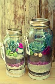 How To Decorate Mason Jars 100 DIY Mason Jars Flower Pots Home Design Garden 97
