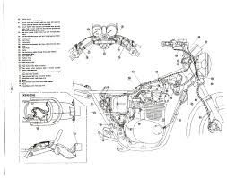 bobber motorcycle wiring harness wiring diagram and hernes xs400 bobber wiring harness diagram and hernes cafe racer wiring source