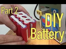 DIY <b>Lithium Battery</b> - <b>Spot Welding</b> - Part 2/5 - YouTube