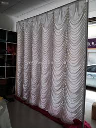 Curtains Wedding Decoration Wedding Backdrop Curtains Hotsale Wedding Backdrop Curtain With