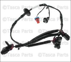 new oem gm rear license plate light wiring harness avalanche image is loading new oem gm rear license plate light wiring