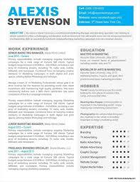 Free Word Resume Template Mac Universal Network