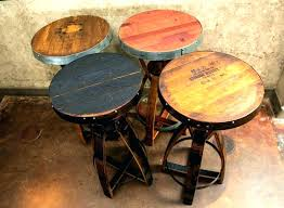 whiskey barrel chairs whiskey barrel furniture for pub table tables wooden vintage whiskey barrel chairs
