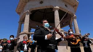 L.A. mariachi bands ...