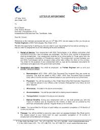 45 Fresh Offer Letter Employment Agreement Damwest Agreement
