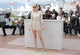 kristen stewart at the personal per photocall during the 69th annual cannes film festival
