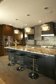 sloped ceiling lighting ideas would these pendant lights mount properly on a contemporary kitchen