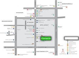 pinnacle future homes location map