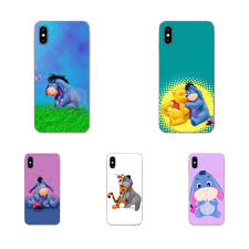 The character seems to have taken a permanent residence in many people's hearts. Eeyore Donkey Quotes Pooh For Samsung Galaxy A51 A71 A81 A90 5g A91 A01 S11 S11e S20 Plus Ultra Soft Mobile Case Aliexpress