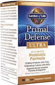 garden of life primal defense ultra 90 capsules view larger image