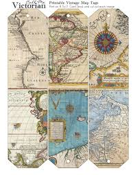 O Free Map Printables Great For Decorating Use It With The 30