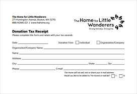 Receipt Template Doc Donation Receipt Template Doc Printable Receipt Template