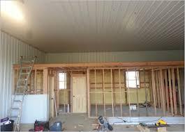 pole barn interior wall covering inspiring 28 amazing ideas rbservis com interiors 34