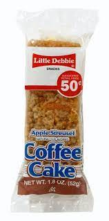 If you grew up loving those little debbie cakes, then this one is for you. Facebook