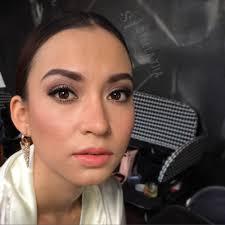 first profesional makeup dan self makeup pict 5
