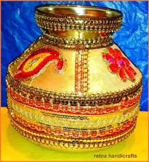 Small Picture Kalash Indian Handicrafts Traditional Home Decor Gift Buy Indian