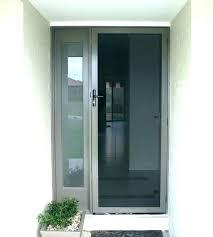 best security front door screens storm doors ideas home screen