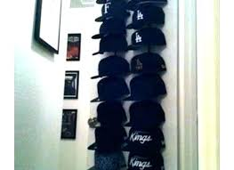 Over The Door Hat Rack Extraordinary Hanging Hat Rack Over The Door Baseball Holder Organizer Storage