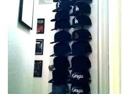 Over The Door Hat Rack Extraordinary Hanging Hat Rack Over The Door Baseball Holder Organizer Storage