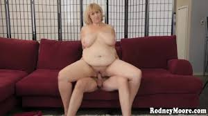 Busty beauty BBW Kacey Parker blows hard cock before getting.